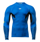 Mobile Preview: RASH GUARD Longsleeve blue