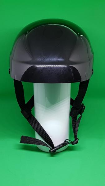 Kanupolo Helm Westpolo Typ DPP, black, One Size